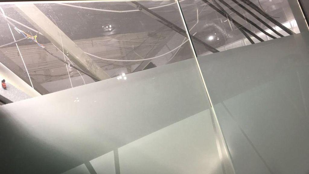 Angkasa Pura II: Tidak Ada Atap Ambruk di Terminal 3 Soekarno-Hatta