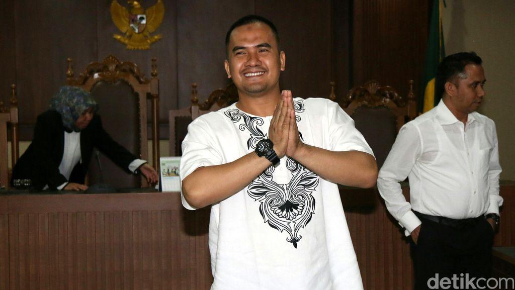 Uang dari Saipul Jamil untuk Biaya Pelantikan Ketua PN Sidoarjo? Ifa Diam