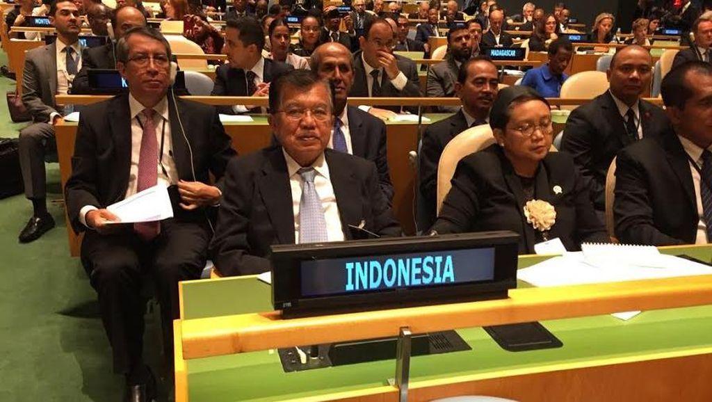 Misi Perdamaian dan Niatan RI Jadi Anggota Tidak Tetap Dewan Keamanan PBB