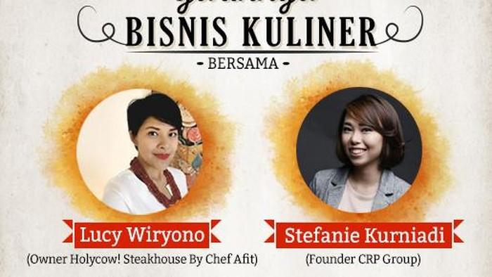 Mari Belajar Bisnis Kuliner dari Holycow dan Nasi Goreng Mafia, Gratis!