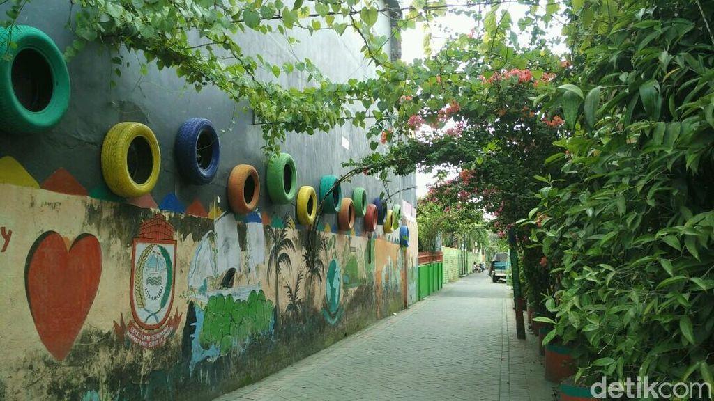 Menelusuri Lorong Garden Makassar yang Pikat Menlu Australia Julie Bishop