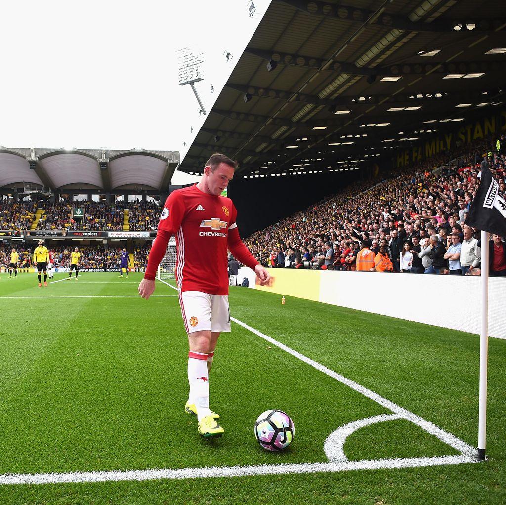 Rooney Diyakini Masih Penting untuk Setan Merah