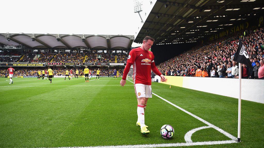 Rooney Merespons Kritikan terhadap MU dan Dirinya