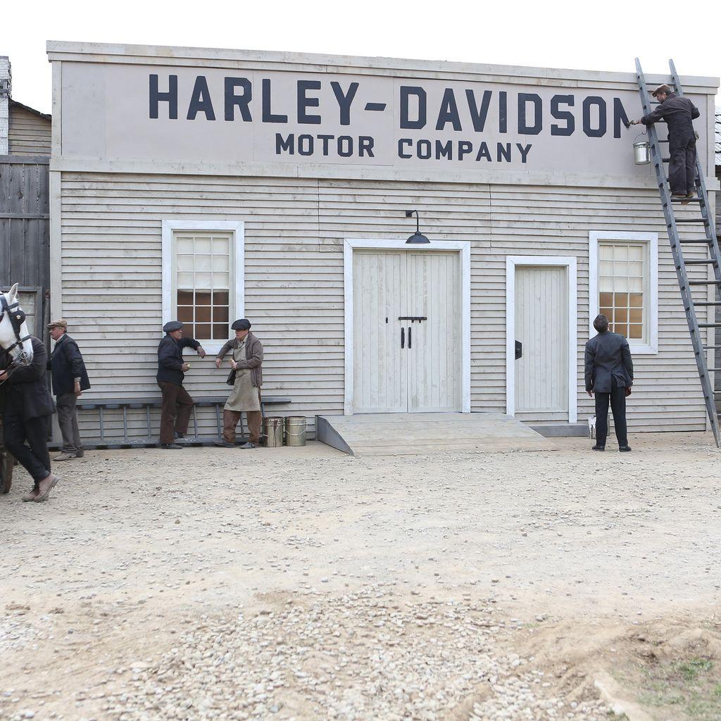 Cikal Bakal Lahirnya <i>Moge</i> Harley-Davidson Terungkap