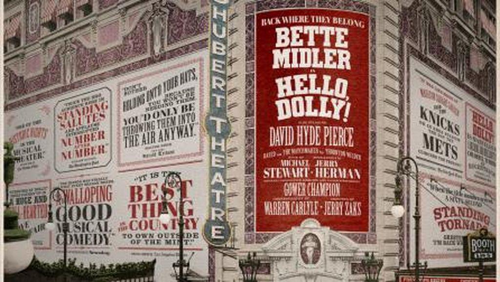 Broadway Hello, Dolly! Pecahkan Rekor Penjualan Tiket Tercepat di Hari Pertama