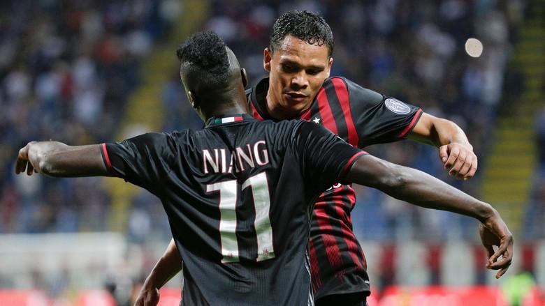 """Bandar Bola - AC Milan Bukan Hanya Ada Carlos Bacca"""