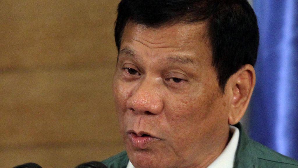 Duterte Samakan Dirinya dengan Hitler, Ingin Bunuh Jutaan Pecandu Narkoba