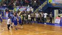 Terkait Ricuh Basket PON, Tim Papua Barat Dijatuhi Sanksi dan Denda Rp 10 Juta