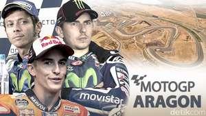 MotoGP Aragon Milik Marquez