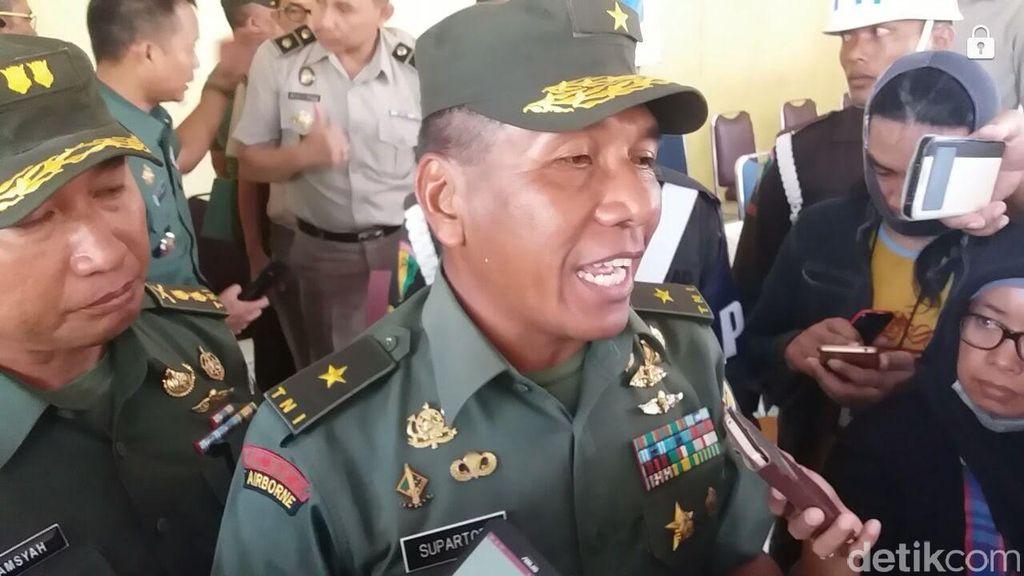 Kodam VII Wirabuana Tertibkan Asrama TNI Bara-baraya, Warga Diultimatum Tak Melawan