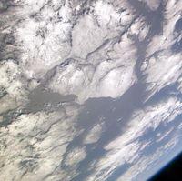 Indahnya Bumi Dilihat dari Angkasa