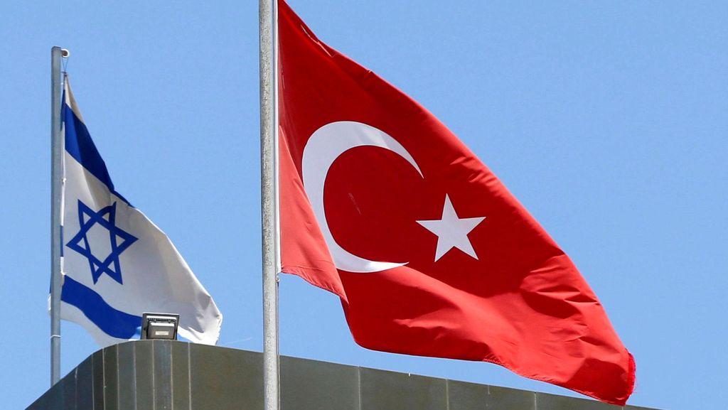 Serang Kedubes Israel di Ankara, Pria Berpisau Ditembak Polisi