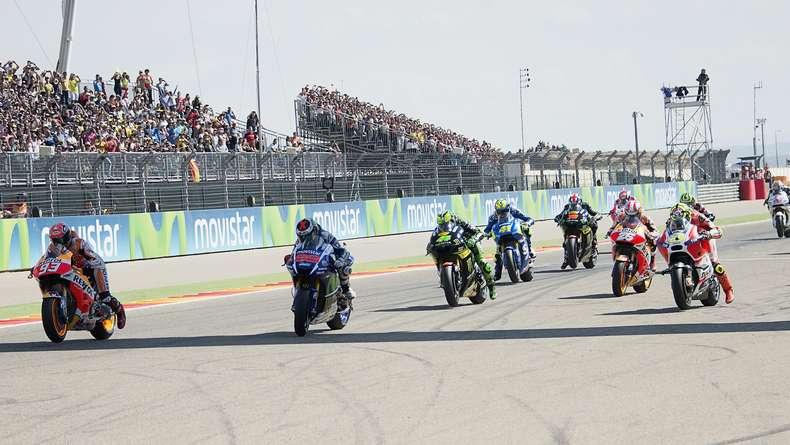F1 dan MotoGP 2017: Start Bersamaan dan 6 Seri Kembar