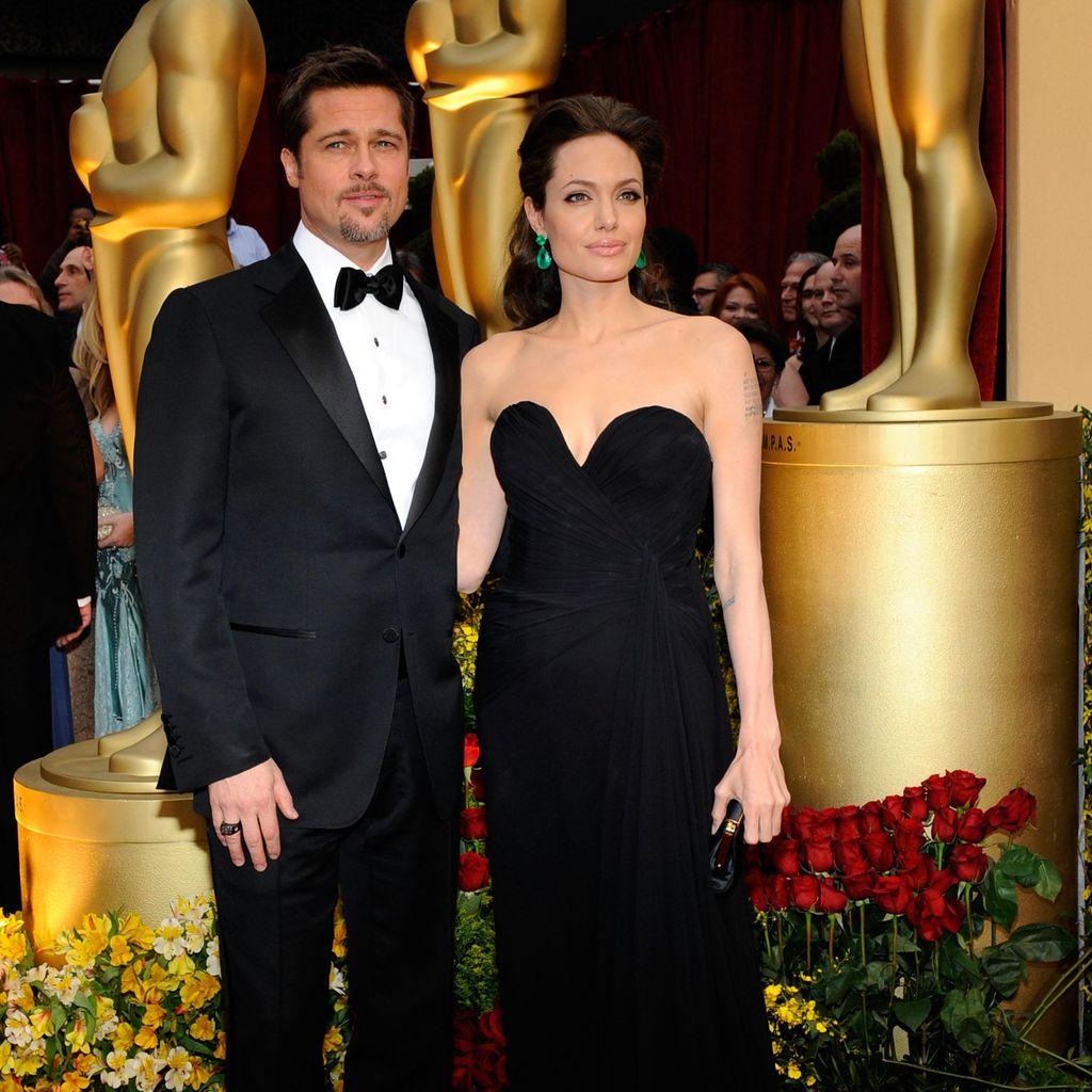 Brad Pitt Tangisi Perceraiannya dengan Angelina Jolie