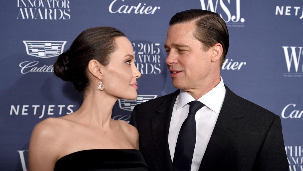 Ambisi Politik Angelina Jolie Bikin Brad Pitt Makin Menjauh?