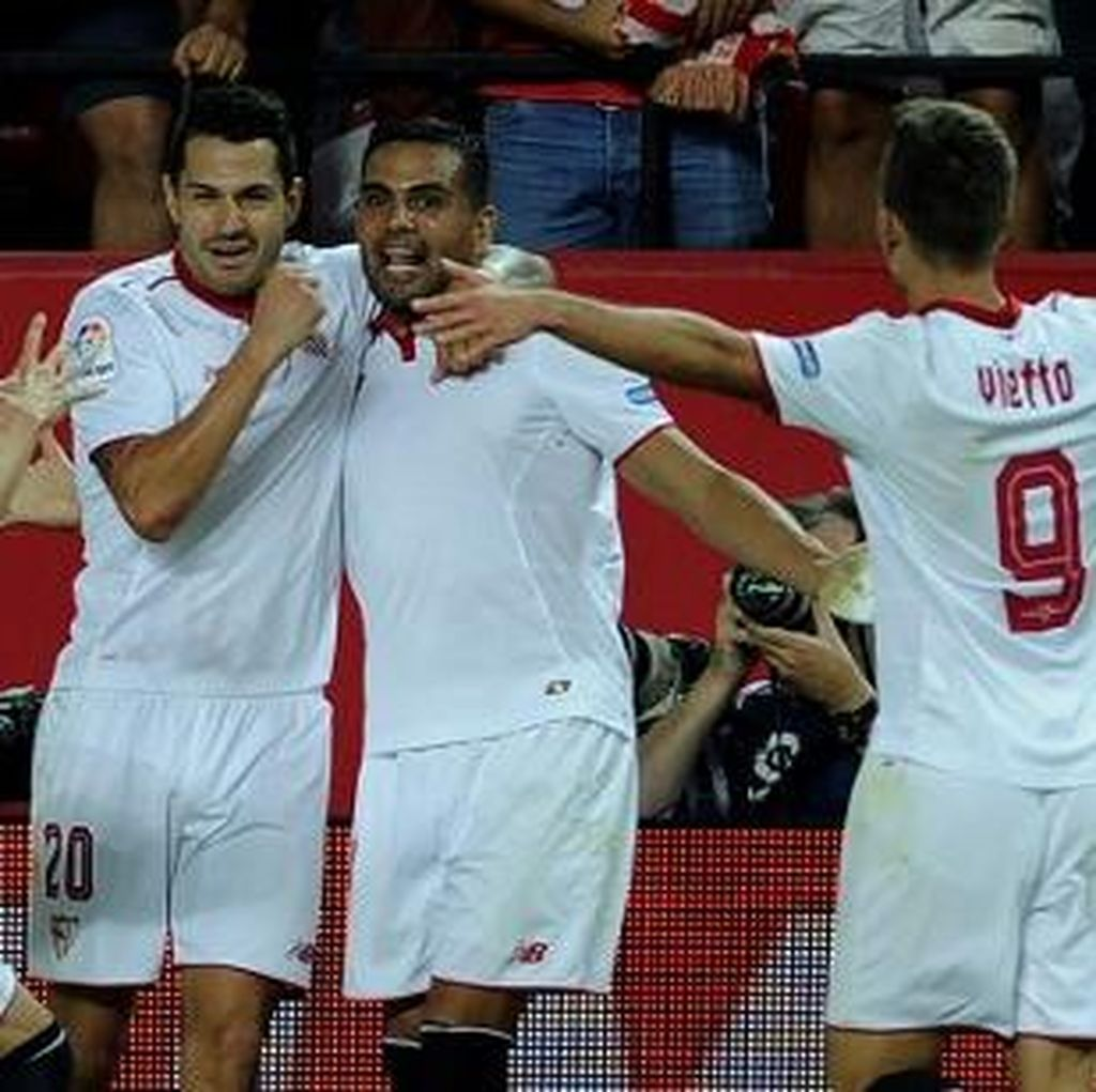 Akhir Pekan Lalu Sevilla Ukir Sejarah Baru, Kini Menangi Derby dan Geser Barca