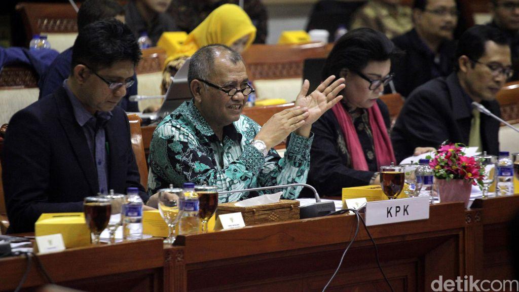 KPK: Kepatuhan LHKPN Paling Rendah di DPRD, Baru 30 Persen