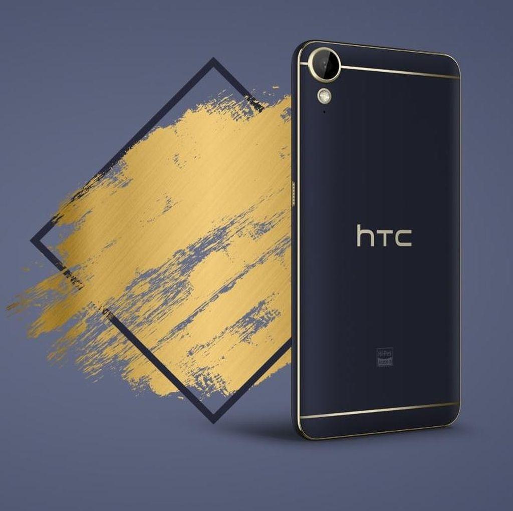 Asa Baru HTC Lewat Sebuah Ponsel Bersandi Ocean