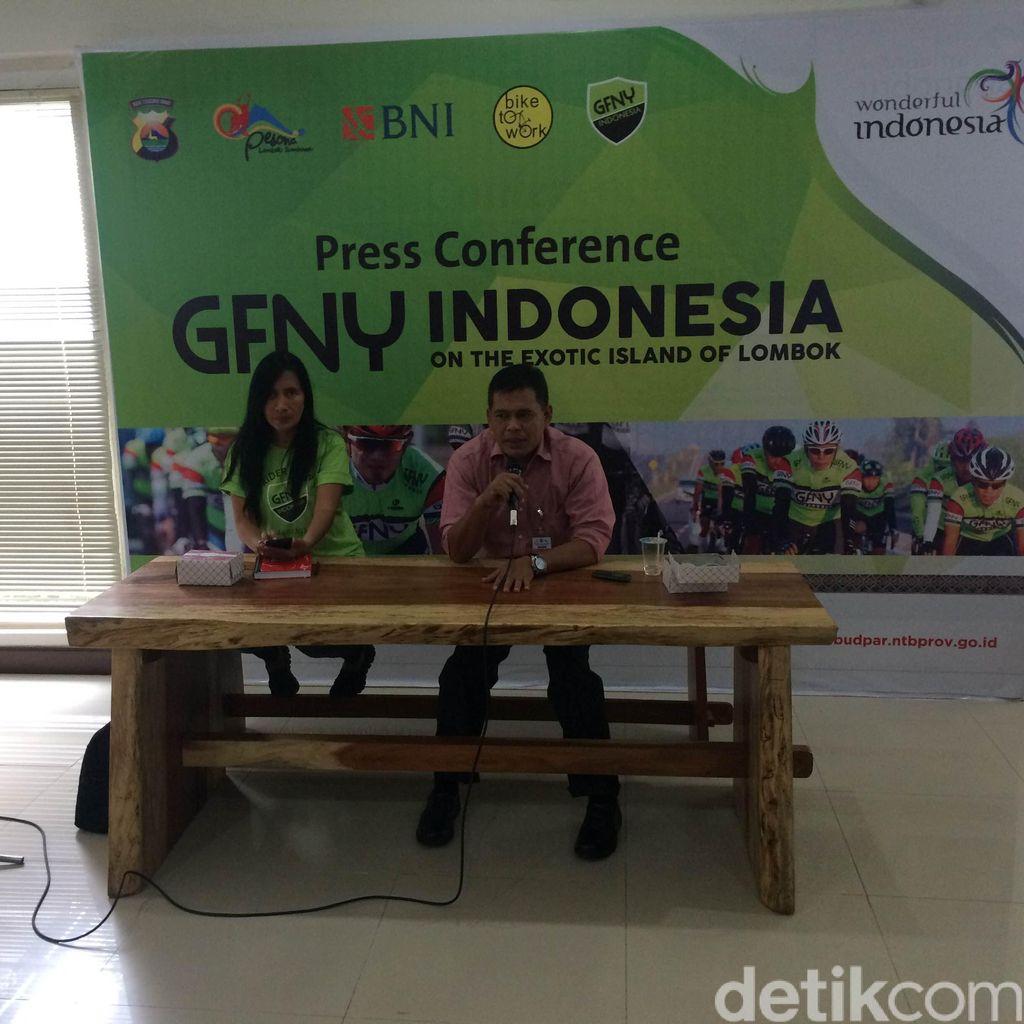 Jelang Gowes di GFNY Indonesia, Persiapan Sudah Sekitar 90 Persen