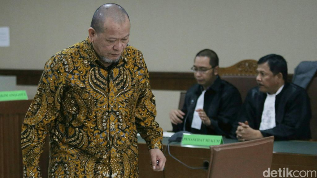 Sidang La Nyalla, Saksi Sebut Dana Hibah Sudah Disalurkan Tapi Tak Ada Laporan