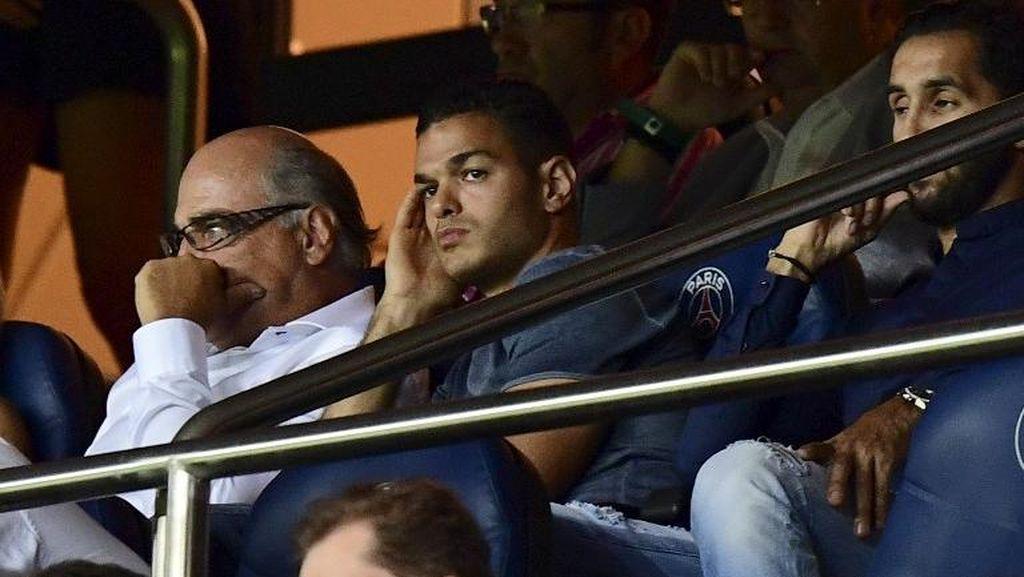 Terpinggirkan di PSG, Ben Arfa Disemangati Rekan-rekan Setim