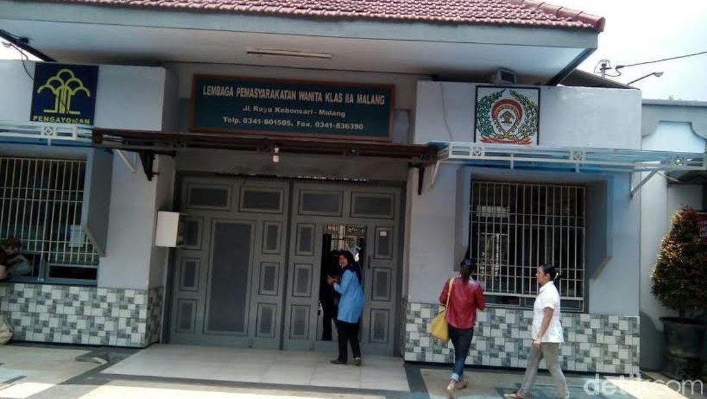 Napi Lapas Wanita Malang Berusaha Bunuh Diri dari Tandon Setinggi 10 Meter