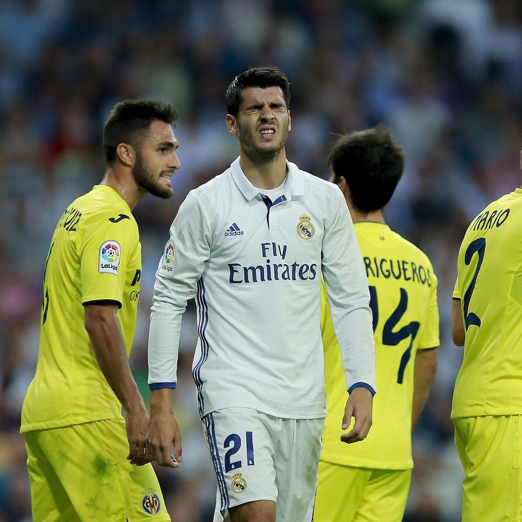 Madrid Imbang, Zidane Sesalkan Performa Buruk di Babak Pertama