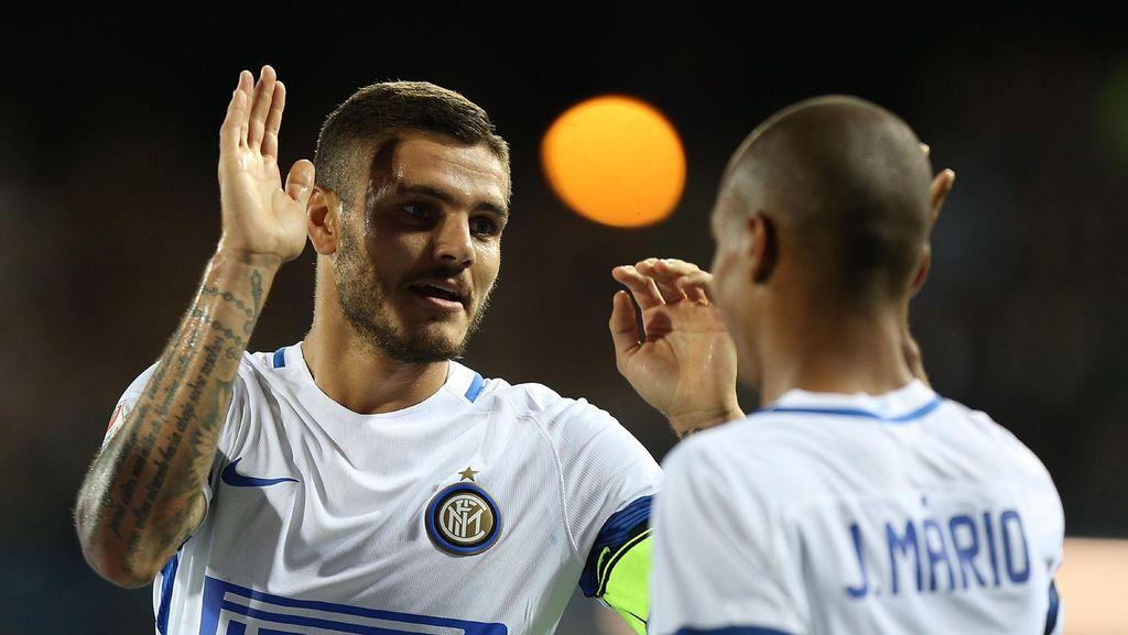 Galak di Bursa Transfer, Inter Mulai Menggeliat di Serie A
