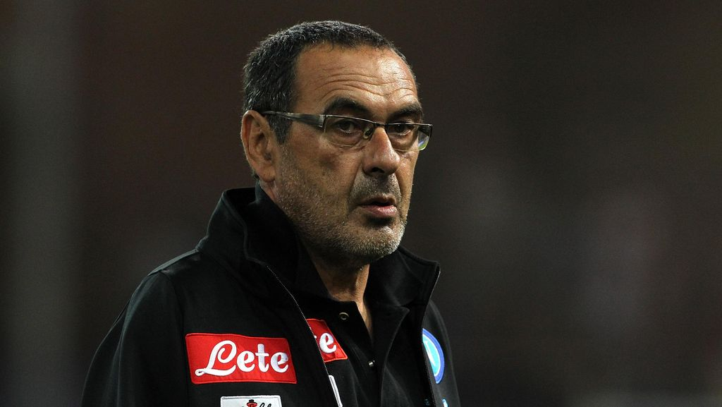 Napoli Gagal Menang, Sarri: Kami Seharusnya Dapat Dua Penalti