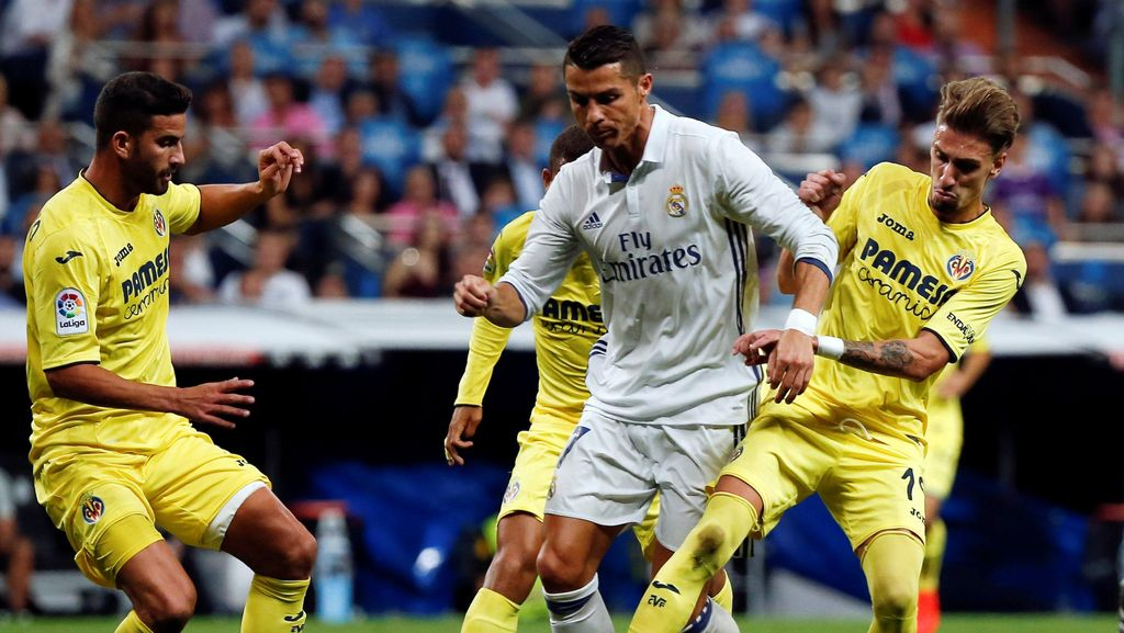 Madrid dan Barcelona Tertahan, Puncak Klasemen Liga Spanyol Ketat