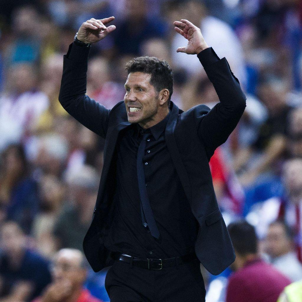 Simeone Puas dengan Respons Atletico