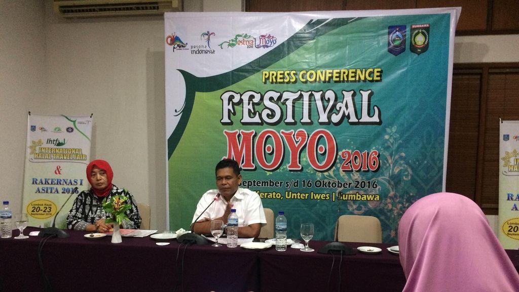 Pemprov NTB akan Perkenalkan Budaya Samawa di Festival Moyo