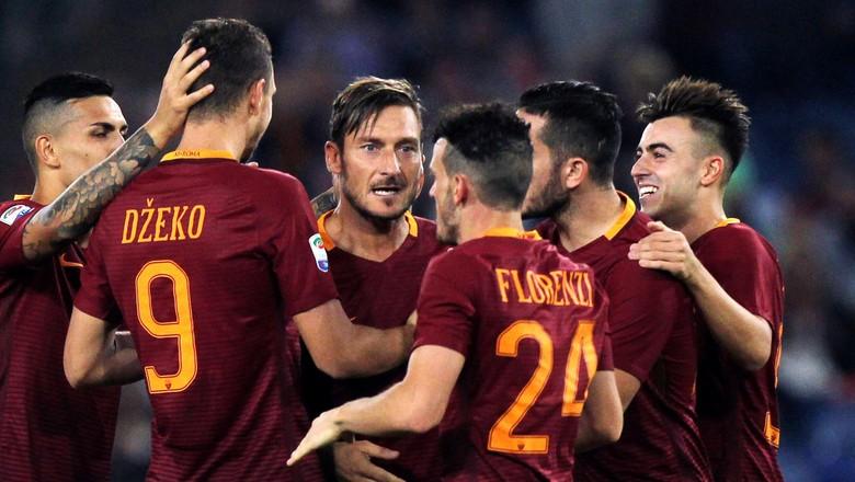 AS Roma Tidak Ingin Kehilangan Momentum Saat Menghadapi Napoli