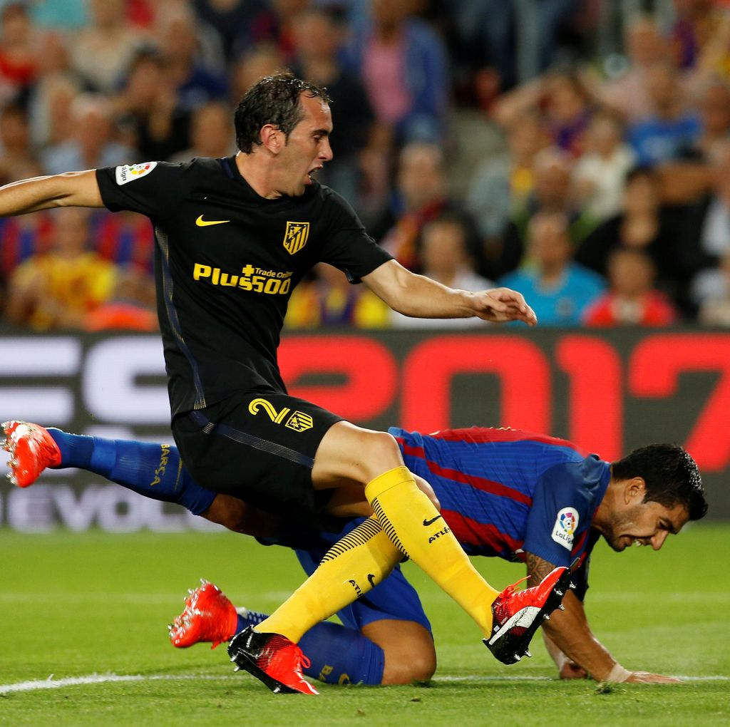 Suarez Sesalkan Hasil Imbang dan Cedera Messi