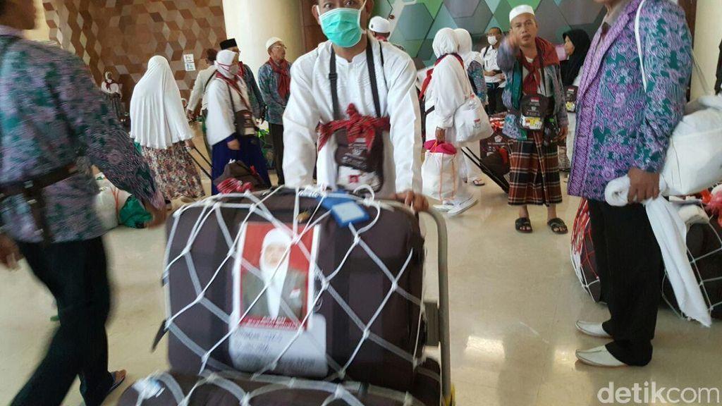 Bandara Halim Sempat Gangguan, Garuda: Kepulangan Haji ke Bandara Cengkareng