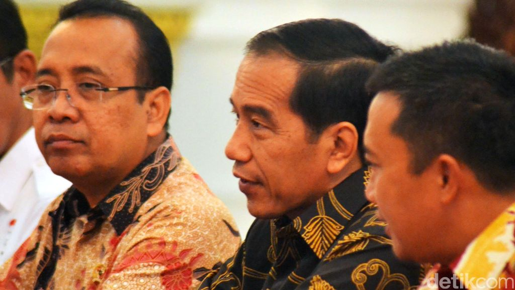 Berbagai PR Jokowi Reformasi Hukum di Indonesia