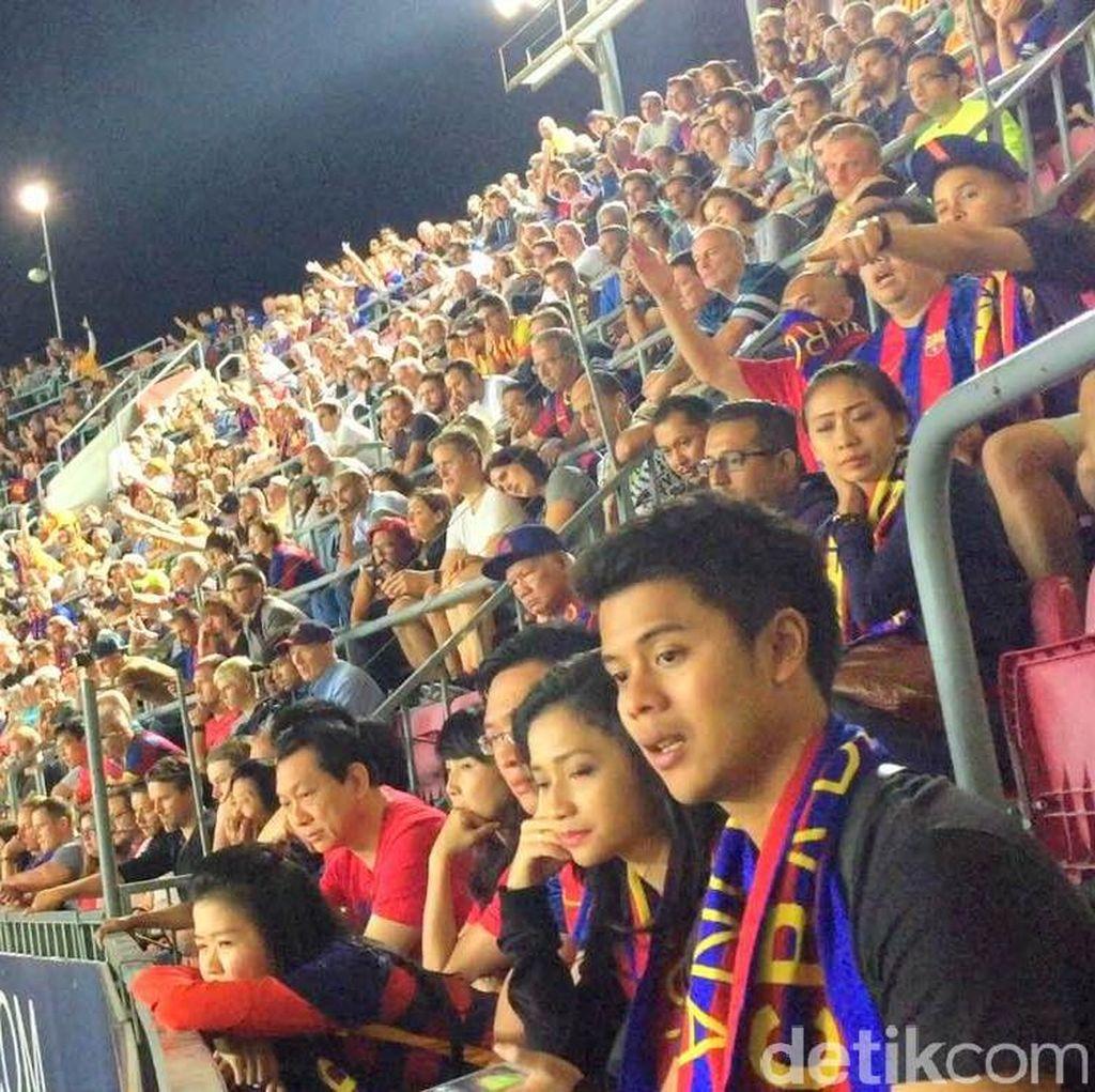 Menjadi Cule dan Menyaksikan Langsung Messi di Camp Nou