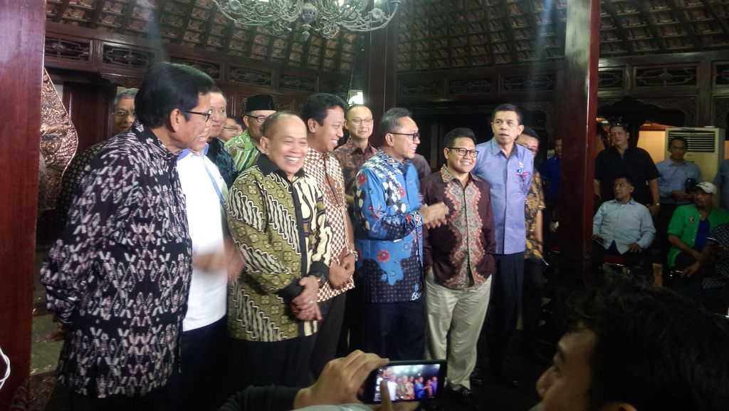 Menanti Kejutan Cagub dari Langit Kubu SBY Pesaing Ahok