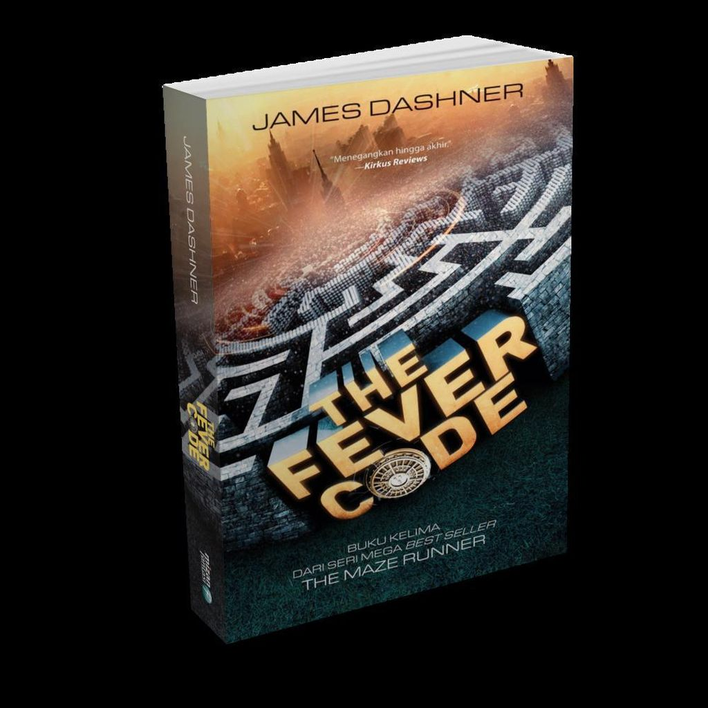 Novel ke-5 Seri The Maze Runner Versi Bahasa Indonesia Segera Terbit