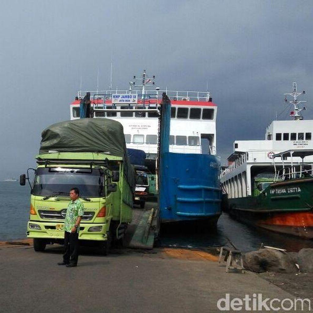 UPP Ketapang Gelar Simulasi Pelayaran di Pelabuhan Ketapang Gilimanuk