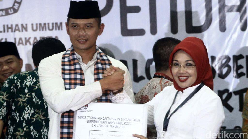 PAN: Duet Agus Yudhoyono - Sylviana Paling Mumpuni