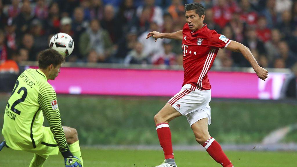 Ancelotti: Mustahil Lewandowski ke PSG