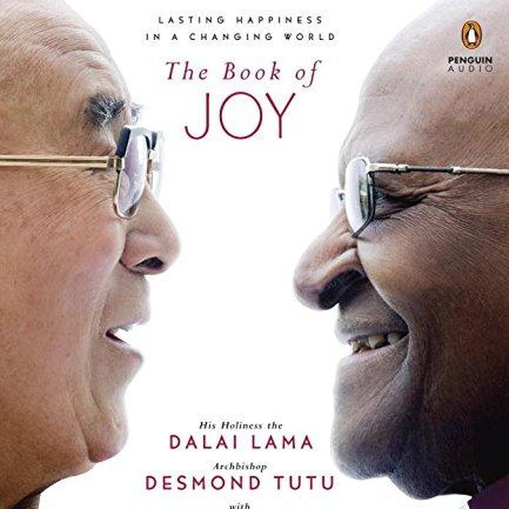 Dalai Lama dan Desmond Tutu Tulis Buku The Book of Joy
