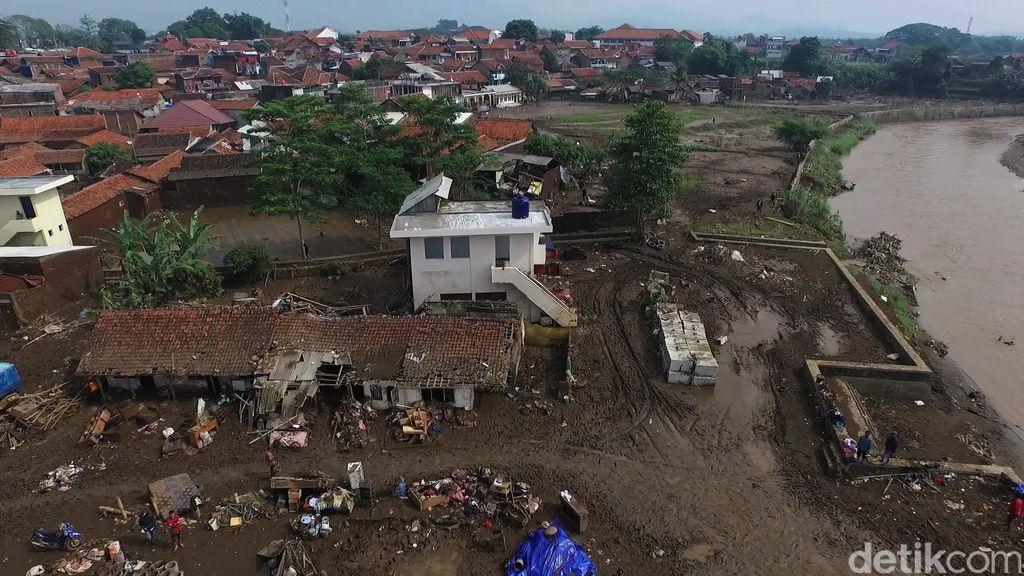 Tanggap Darurat Hari ke-5, Tim SAR Fokus Cari Korban Hilang Banjir Garut