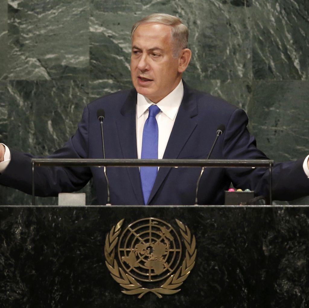 Netanyahu Sebut Konflik Israel-Palestina Bukan Soal Permukiman Yahudi