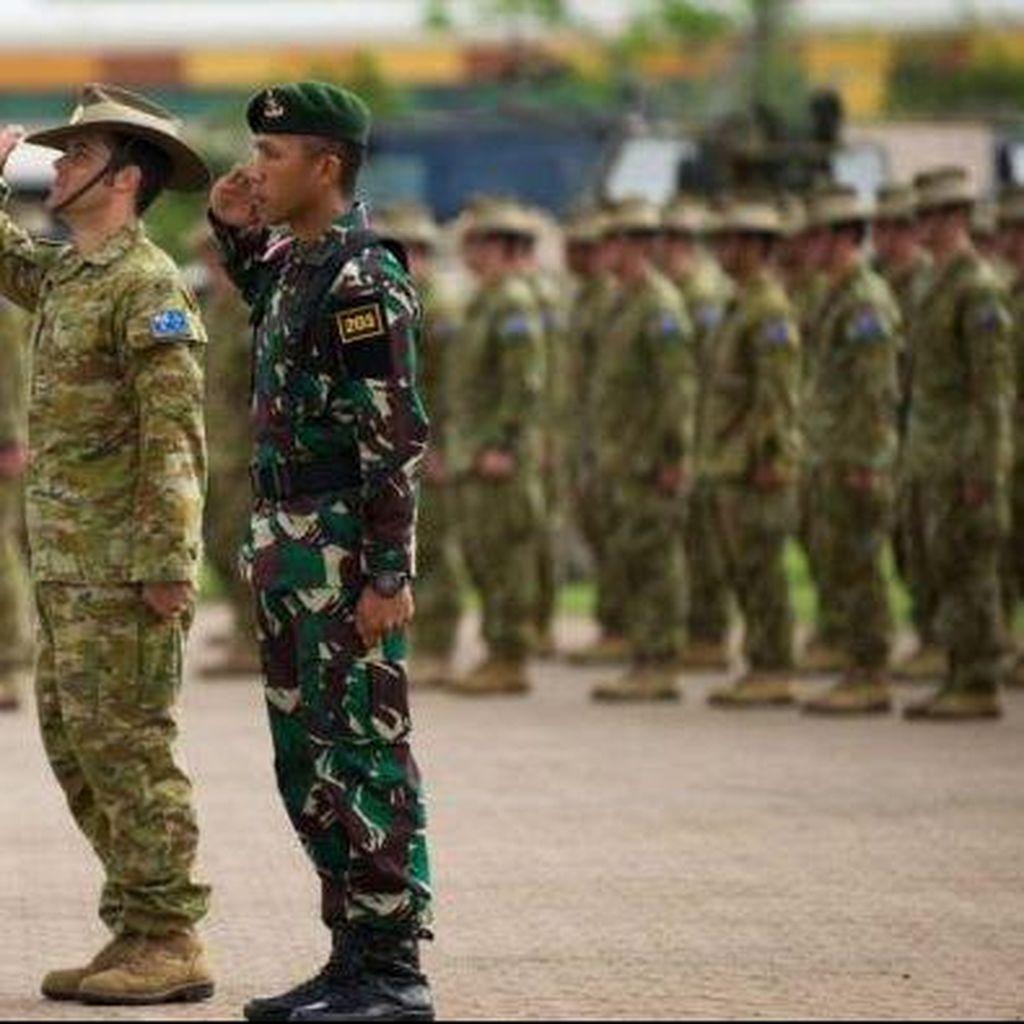 Tentara RI-Australia Latihan Bersama Pertama Kalinya Sejak 20 Tahun
