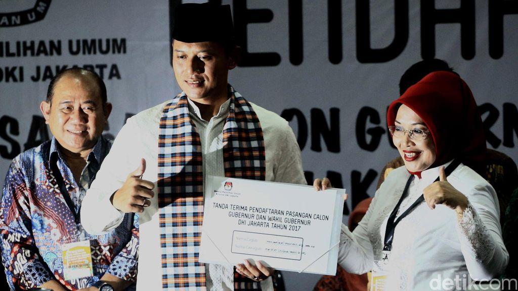 PPP: Karier Militer dan Pendidikan Agus Harimurti Sokong Kemampuan Pimpin DKI