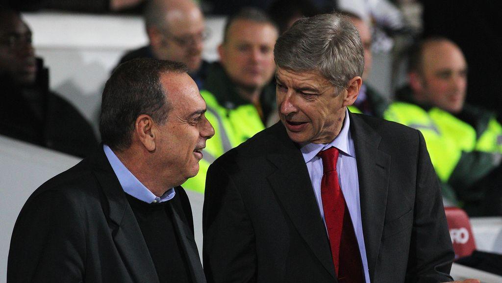 Arsene Wenger vs 11 Manajer Chelsea