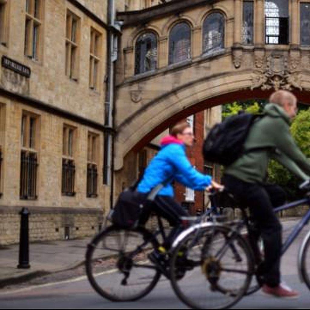 Universitas Oxford Jadi Perguruan Tinggi Terbaik di Dunia