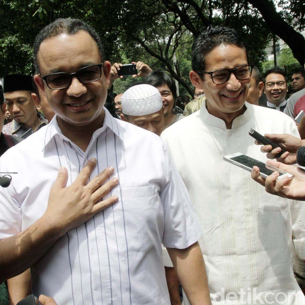 Anies Baswedan Soal Penggusuran di DKI: Yang Penting Warga Dihormati